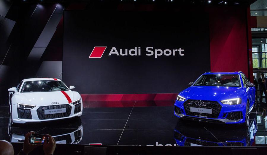 AUDI SPORT aumenta la apuesta y ofrecerá 16 modelos para 2020